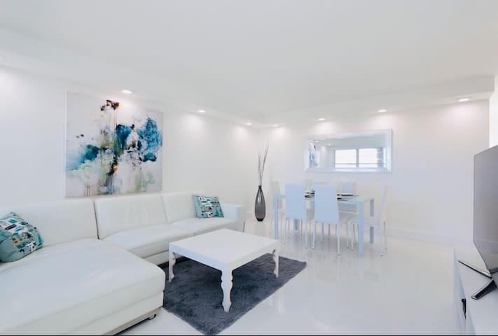 Relax apartment close to the best places in Miami.