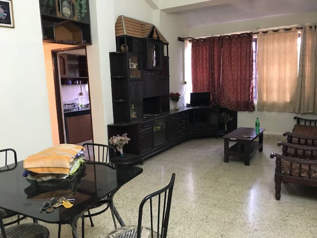 2 bedroom fully furnished Appartment