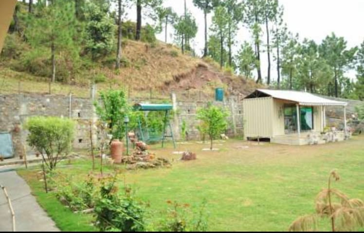 Summers hut New Murree for friends and family!