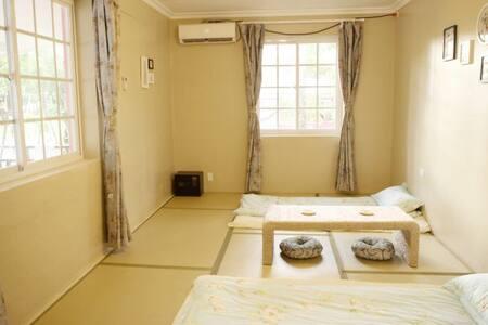 palau 8090 dream house(榻榻米) - koror - Bed & Breakfast