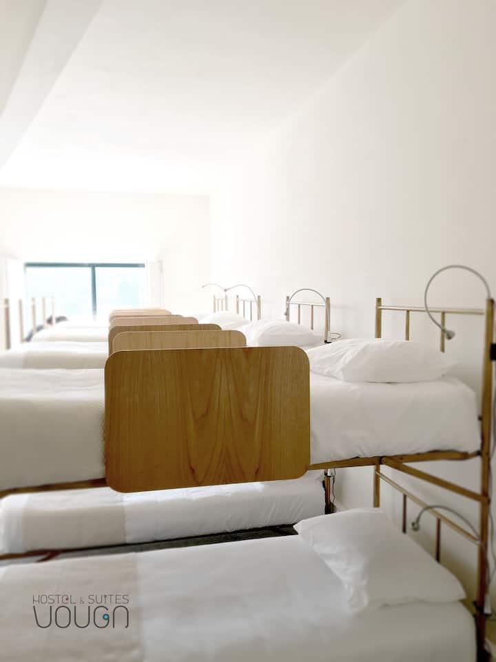 Vouga hostel - quarto comum / família