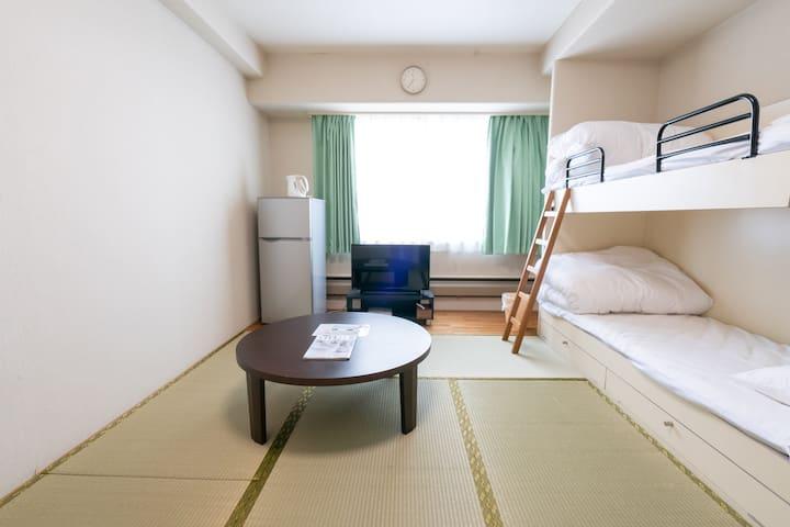 Late checkin OK Angel Resort Yuzawa Room 512