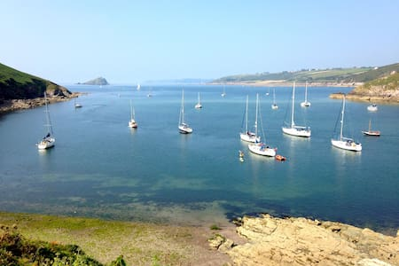 Newly renovated 2 bed character cottage in Noss - Noss Mayo