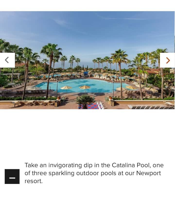 Marriott Newport Coast THANKSGIVING 2021