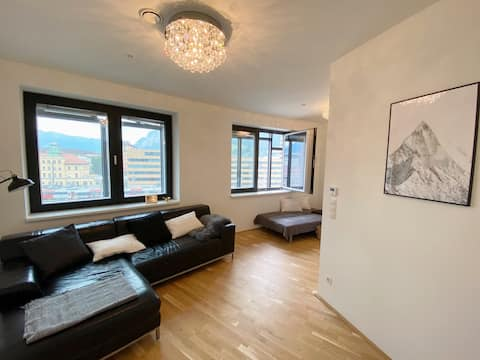 Alpine City Center Apartment