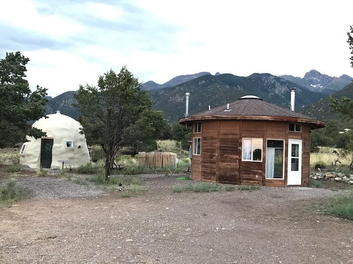 The Star Huts at Crestopolis