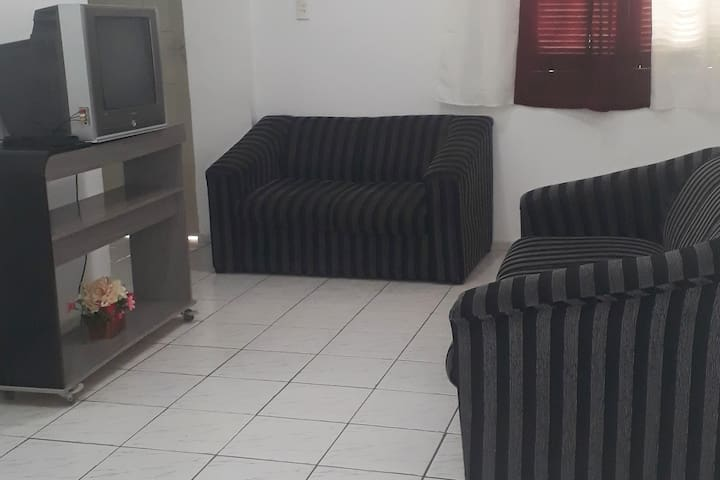 Apartamento mobiliado próximo aos shoppings