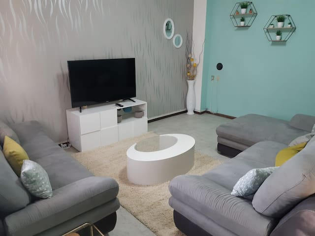 Modern,cosy and beautiful 2 bedroom apartment