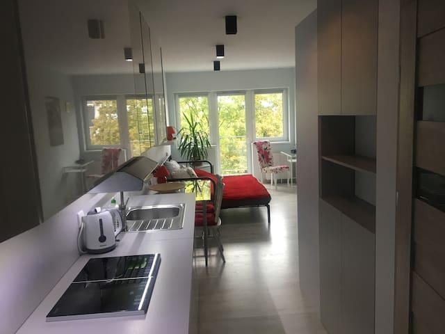 Serafitek Apartamenty - cozy flat