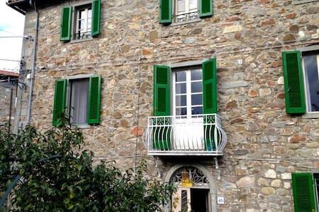 Una Piccola Pausa i Toscana - Gragnana - Villa