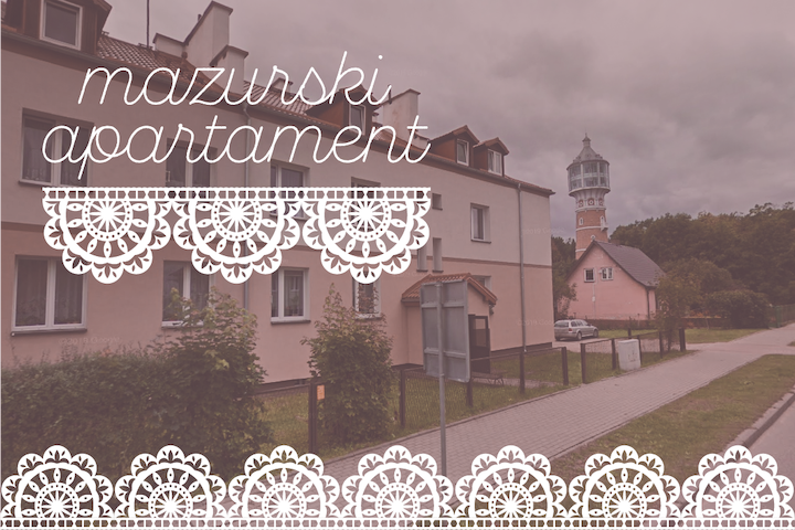 Masurian Apartment in Pisz