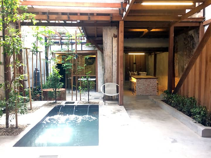 Rimba Hang Kasturi With Private Pool - 2pax 1B/R