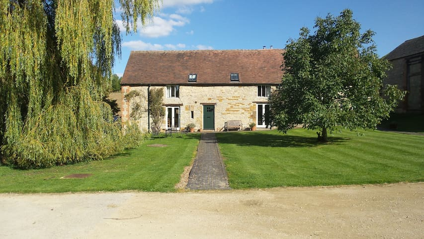 Lambcote Barn - Ettington - Дом