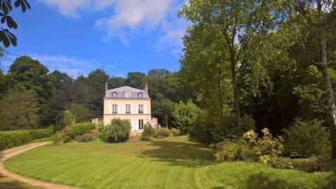 Votre maison de maître à 35 kms de Paris