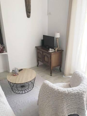 Appartement Cosi à 10 mètre de la plage