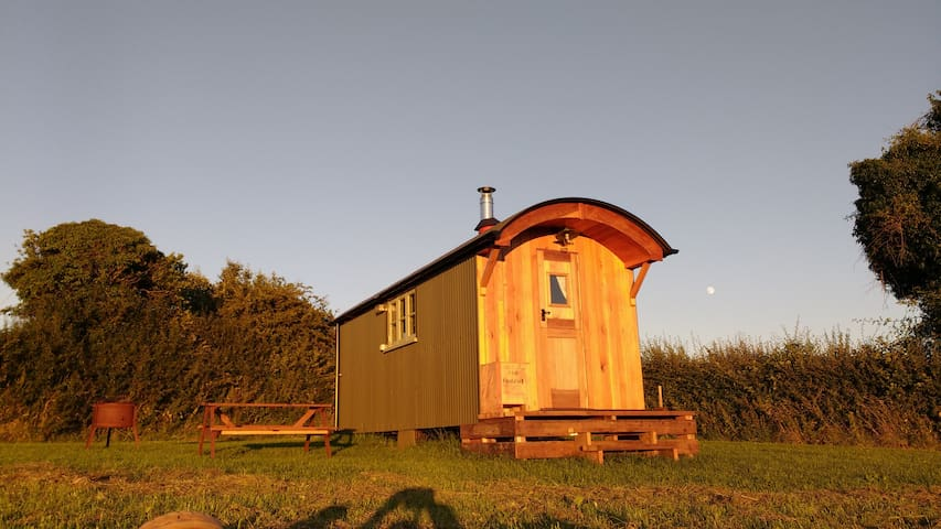 Walnut Tree Farm Shepherds Huts. - Bristol - Barraca