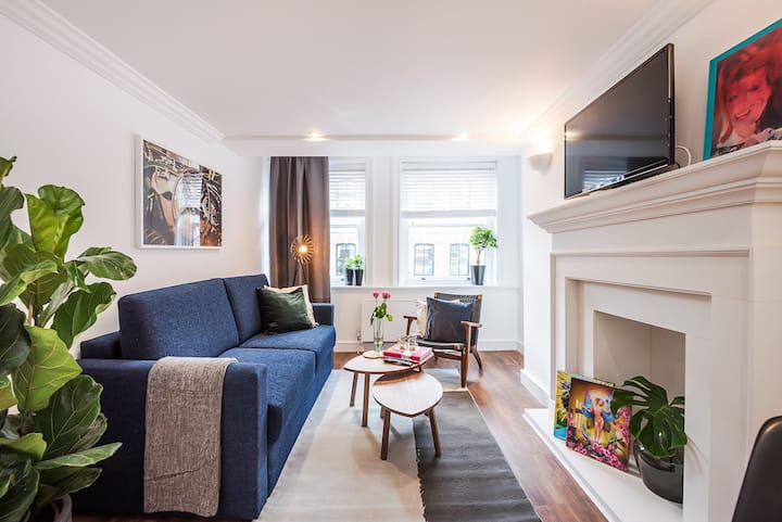 SOHO/TOTTENHAM COURT ROAD - UCL WALKING DISTANCE