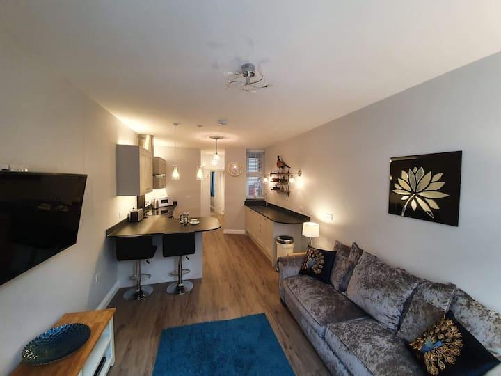Cosy newly renovated 1 bed Lynton apartment