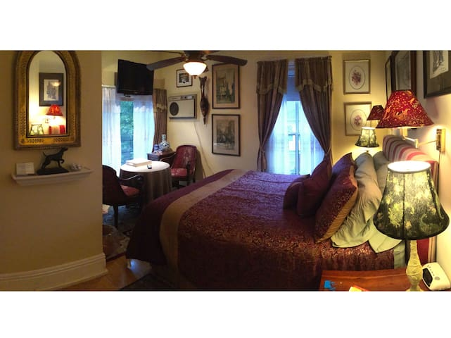 Village Green B&B • Brook Room