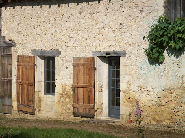 Vakantiewoning +studio (6pers) Gers/MidiPyreneeen. - Saint-Julien-d'Armagnac - Rumah