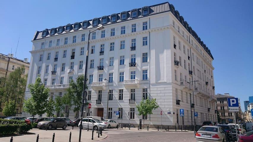 Exclusive-5 apartments-17persons, breakfast, Wi-Fi - Warszawa - 아파트