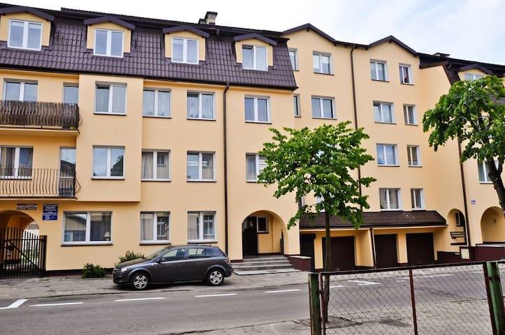 Mieszkanie Angela