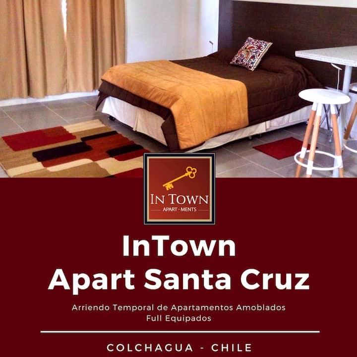 InTown Apart Santa Cruz,  Apartamentos Amoblados
