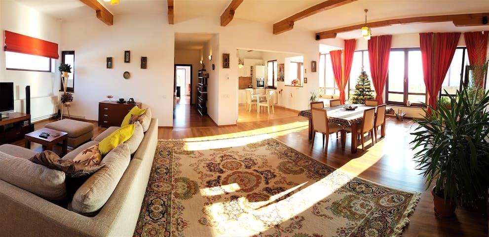Cozy Villa, 14 min. drive to Brasov - Prejmer - Dům