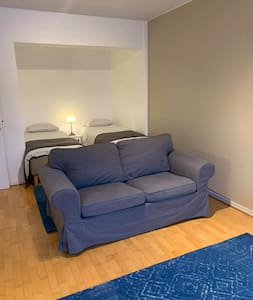 Studio apartment 'Ullanmaen' in Kuopio city center