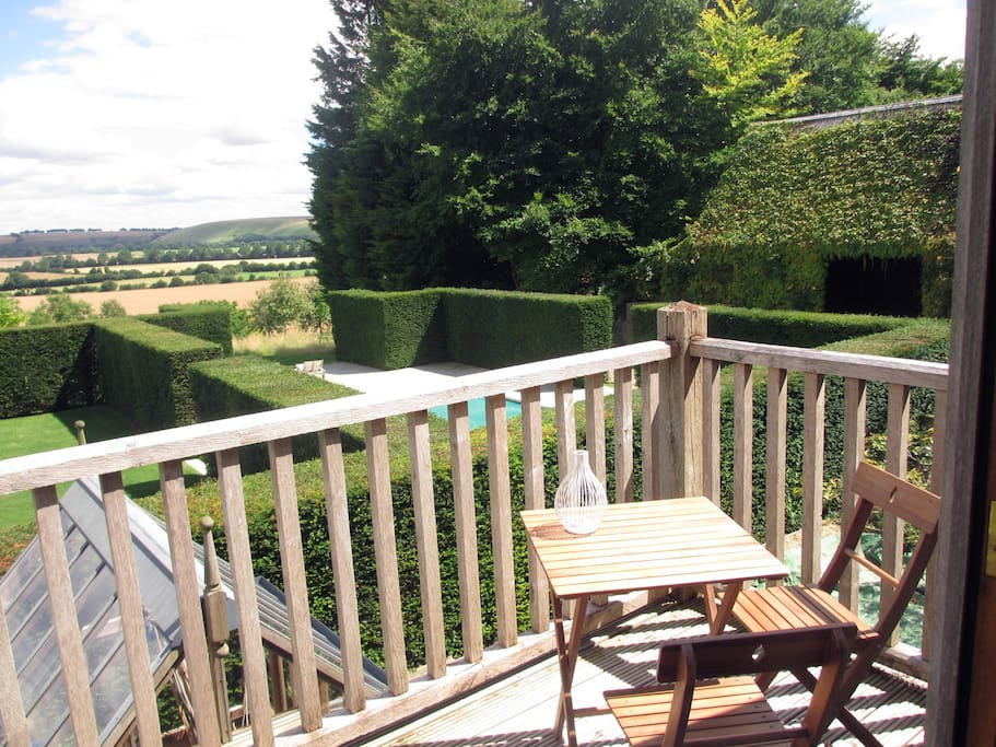 ... and enjoy breathtaking views across the Chalke Valley