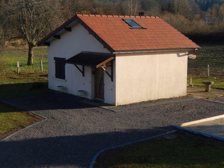 Chalet du Breuchin, à Les Fessey