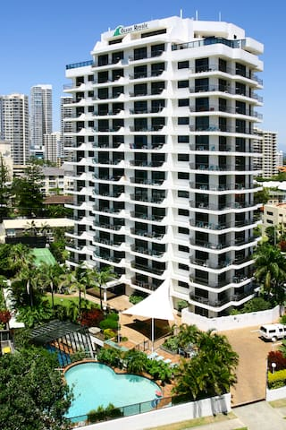 Ocean Royale One Bedroom Ocean Royale 1 - Broadbeach - Apartamento