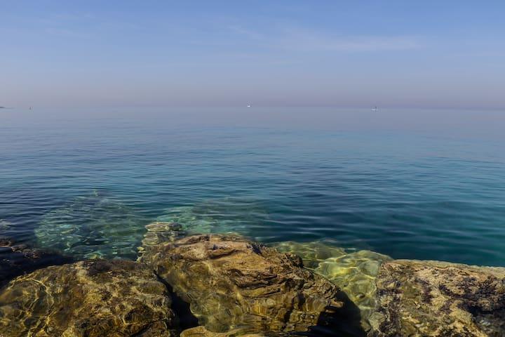 Sawary beach and resort