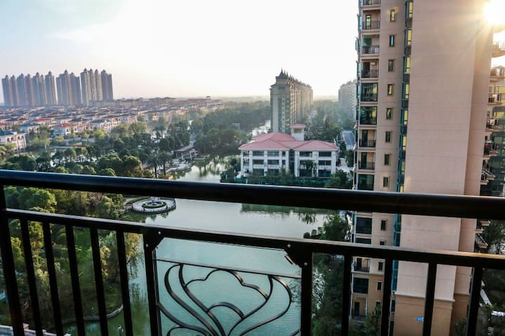 恒大海上威尼斯观海日租房624-7 - Nantong - Apartment
