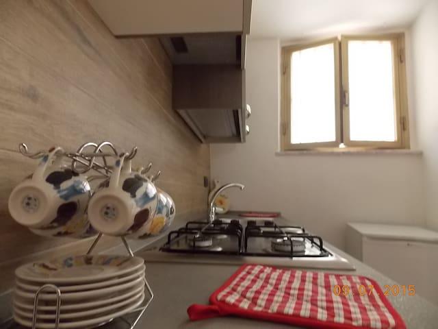 Mini appartamento accogliente  - Latronico - Pis