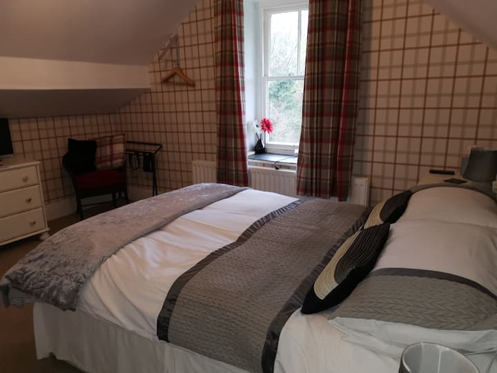 Double room at Brooklands Bed & Breakfast