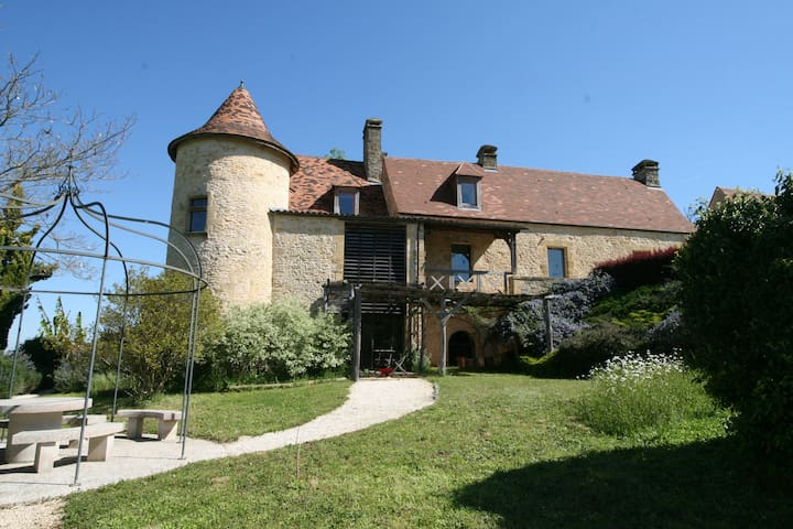 Manoir Costeperier- proche Lascaux, Sarlat
