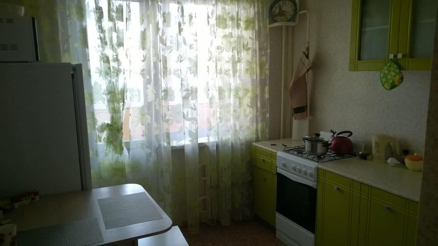квартира новосибирская улица - Voronez - Departamento