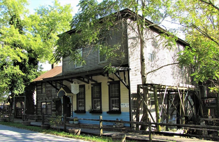 The Olde Mill Inn Bed and Breakfast