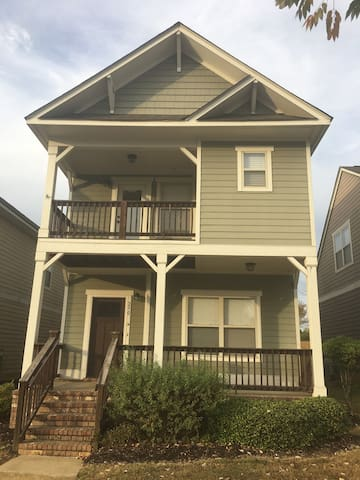 Great One Bedroom For games days - Tuscaloosa - Huis