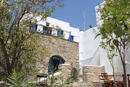 Maison traditionelle à Tinos, Cyclades - Tinos - 獨棟