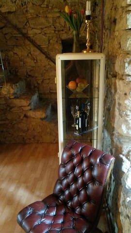 Altes historisches Gemäuer mit moderner Ausstattung