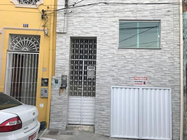 (HOSTEL)Apto inteiro/ Santo Antônio além do Carmo