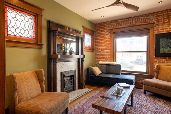 Muy Linda Casa en Centro Ciudad de Denver