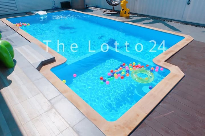 The Lotto24 Hua-Hin pool villa