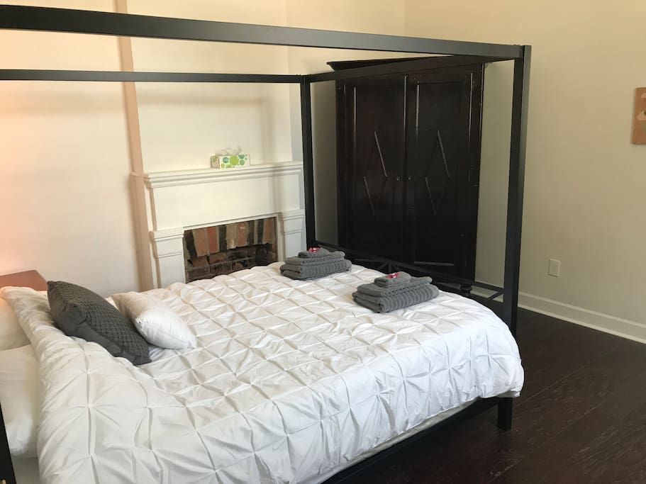 Another view of Bedroom #1