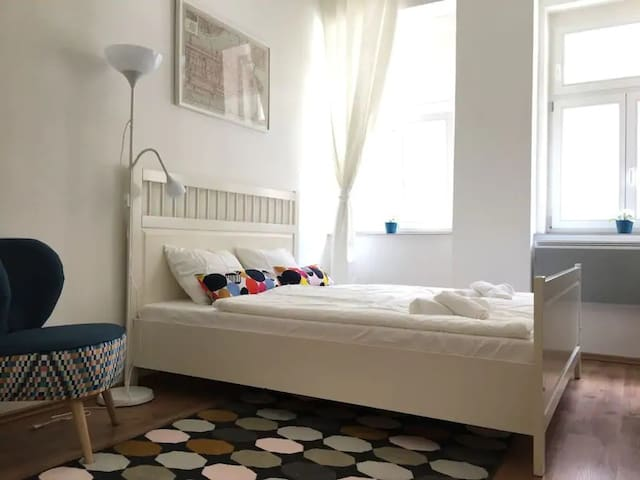 Cozy apartment , 7 minutes from the center
