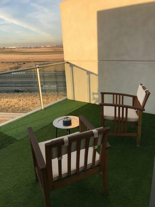 terraza 10 metros