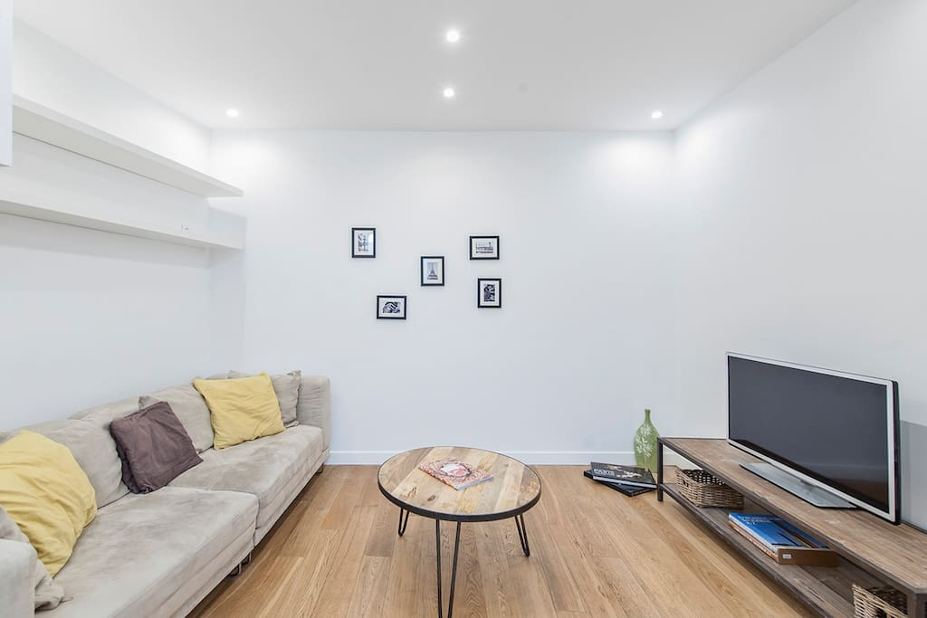 Beautiful apartment with terrace - near Montmartre