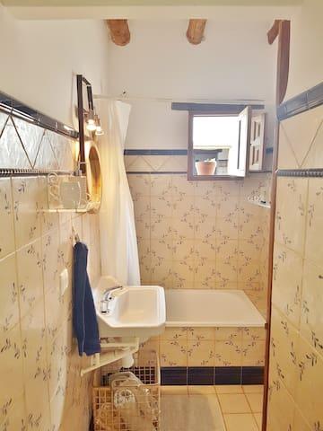 Bathroom Doble Room View - 2